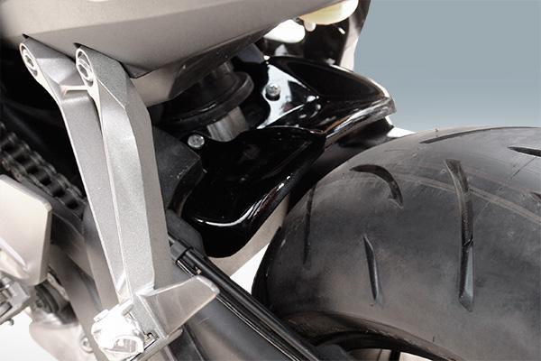 Hld Honda Rear Hugger Without Chain Guard Rh Hcb1000 08a