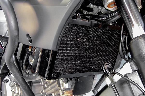 Hld Suzuki Radiator Grill Rg Sdl650 07